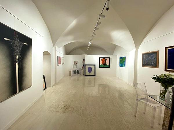 Galleria arte Alassio