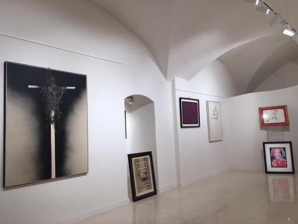 Matteo Bellenghi Galleria Alassio