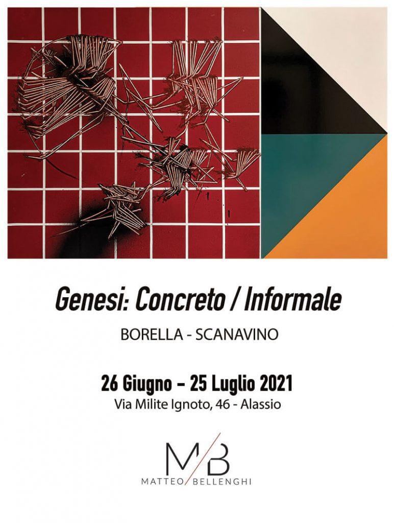Genesi: concreto-informale